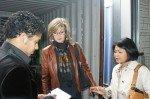 ... avec le départ du 1er container en 2009 avec toutes les difficultés que cela comportait à l'arrivée...