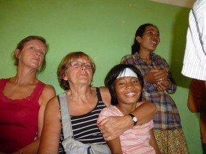 Michelle, tres proche de Channy