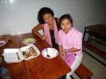 Nan-Sophie, une des filleules - cette photo est dédiée à sa marraine Sylvie
