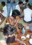 MERCI a nos benevoles pour cette journee de fete qui a illumine le regard de ces enfants handicapes !