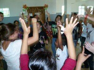 Tout le monde dansait le Macarena !