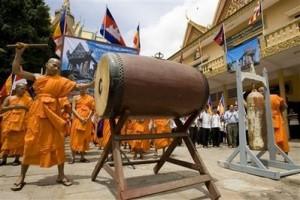 Cambodia Temple Anniversary