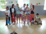 Suivi des chansons en khmer de nos bénévoles