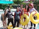 Water Park, sortie financée par notre Fondation en partenariat avec une autre association.